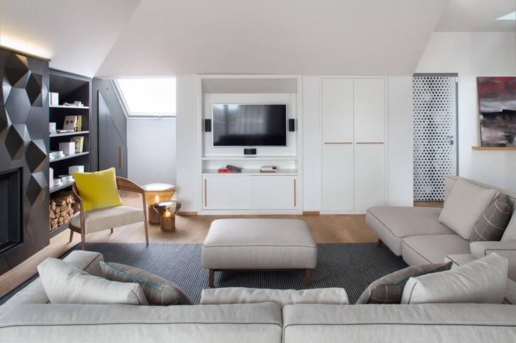 〚 Квартира в Милане от Andrea Castrignano 〛 ◾ Фото ◾Идеи◾ Дизайн