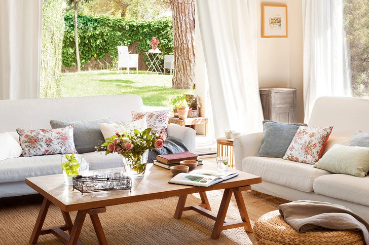 Красивый дом для семьи декоратора под Барселоной | Пуфик - блог о дизайне интерьера