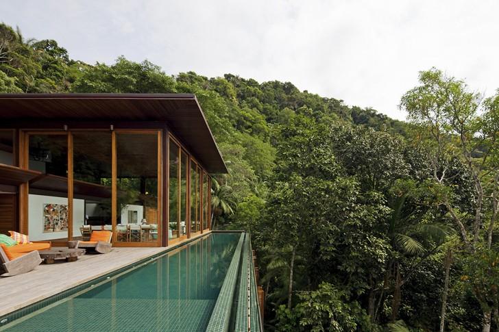Просторный дом в Бразилии