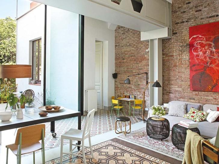 Современный дом с внутренним садом в Испании | Пуфик - блог о дизайне интерьера