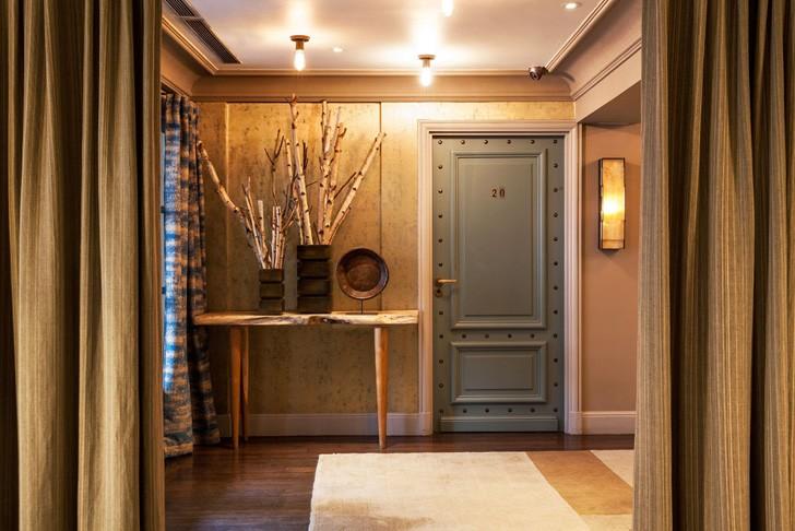 Очаровательный Hotel Therese в Париже