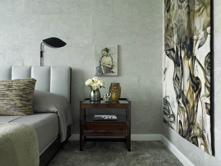 Montgomery apartment, NYC Design: Huniford