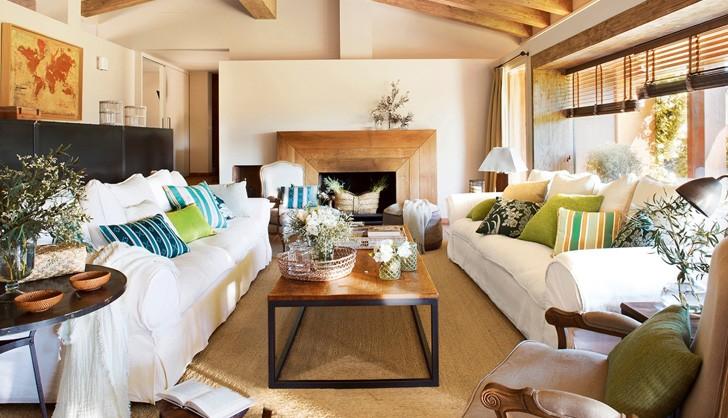 Великолепный дом для большой семьи в Испании | Пуфик - блог о дизайне интерьера
