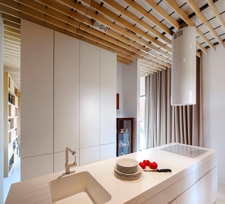 Minimalistic apartment in Poland 〛 Photos Ideas Design