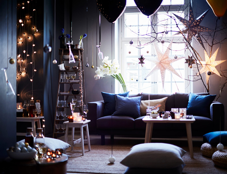Holidays With Ikea Some Cool Ideas For Christmas Decoration