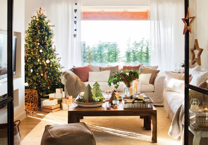 Очарование легкого декора в загородном доме | Пуфик - блог о дизайне интерьера