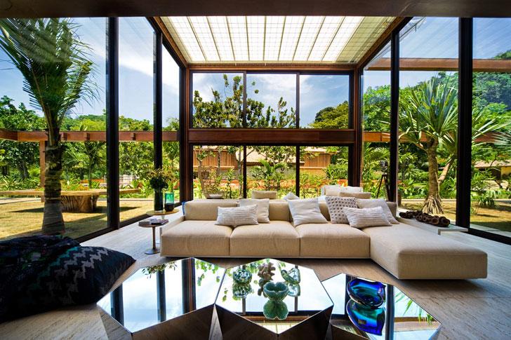Райское наслаждение в Бразилии