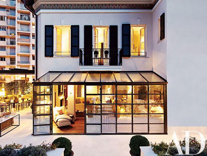 Чудесное преображение исторического особняка в Монте-Карло