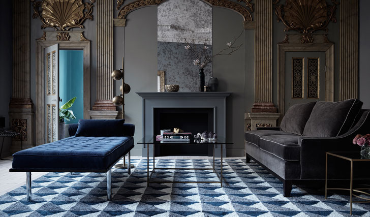 Designer Rugs The Firm Became Popular Very Soon And Gained A Lot Of Attention Recently So They Decided To Launch Furniture Collection
