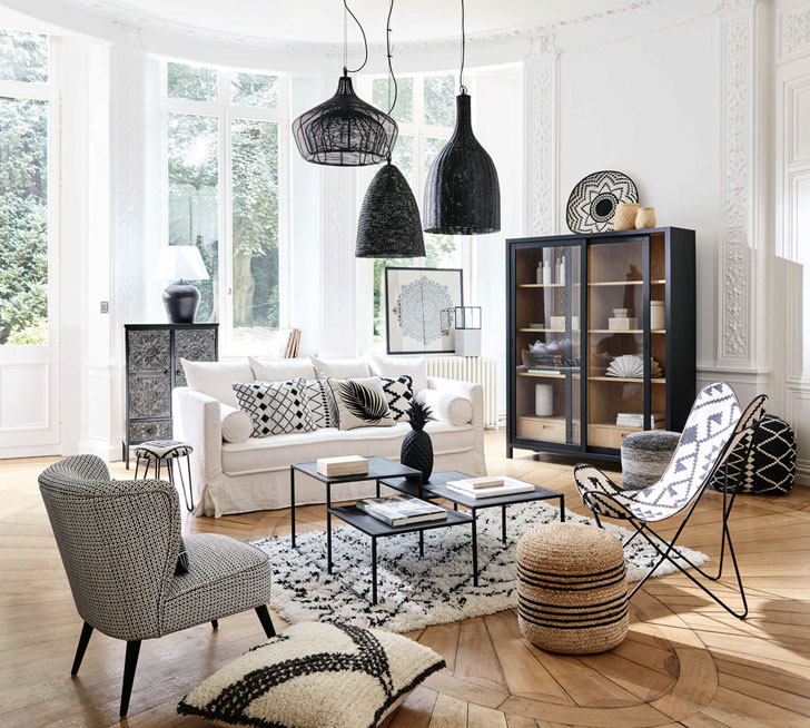 maison du monde magasin paris simple new interiors by maisons du monde with maison du monde. Black Bedroom Furniture Sets. Home Design Ideas