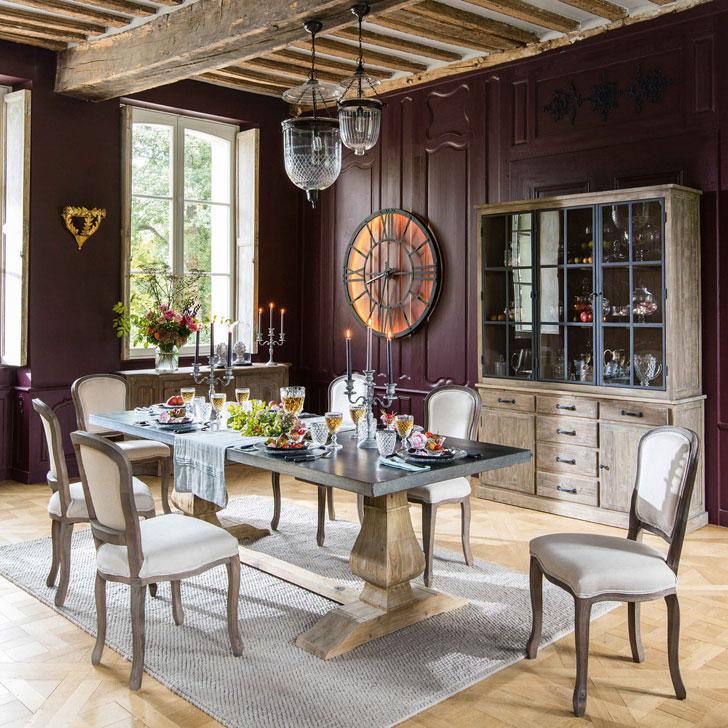 Table stockholm maison du monde table stockholm maison du for Table maison du monde