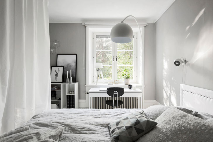 Small Spaces Open Living Within 44 Sqm In Sweden
