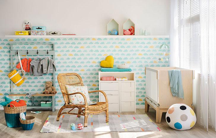 В ожидании чуда: оформление детской для младенца