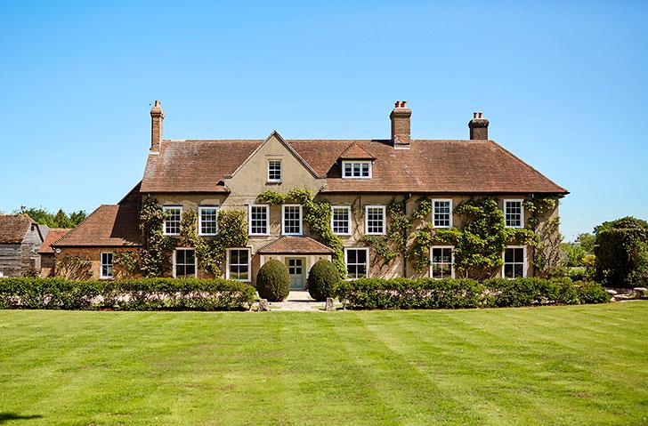 Как сделать дом с панорамными окнами 193