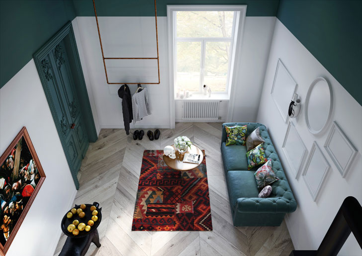 Cool Small E Tiny Apartment In Poland 30 Sqm