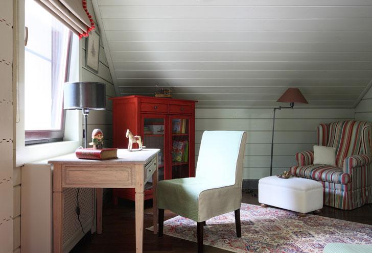 Уютный дачный дом в Подмосковье