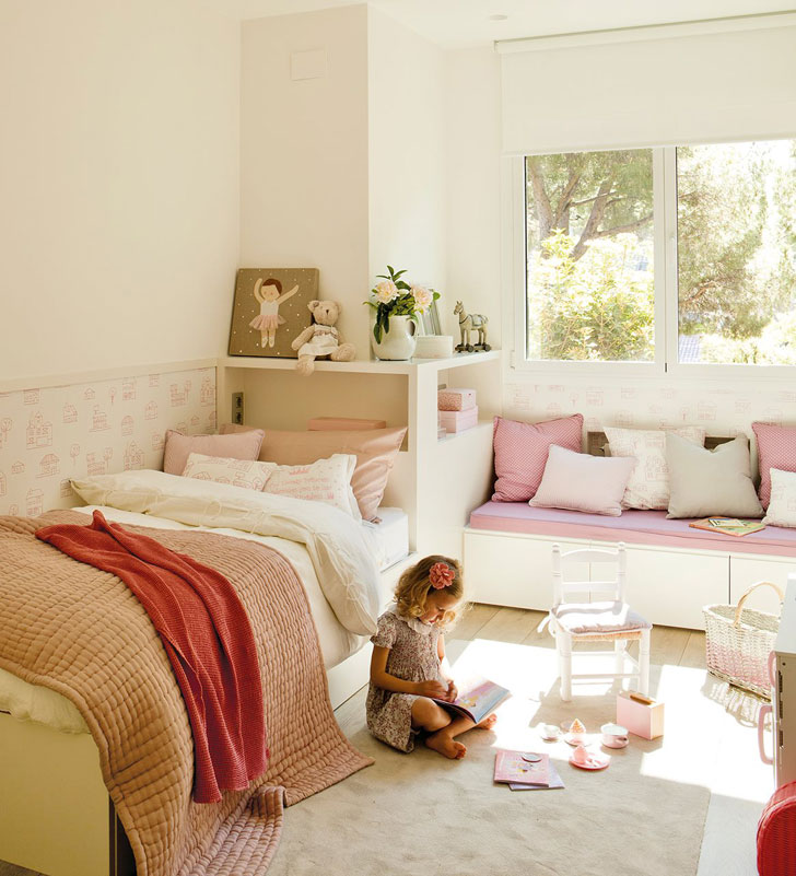 Kids room for more than one child 10 examples pufik - Decoracion dormitorio nino ...
