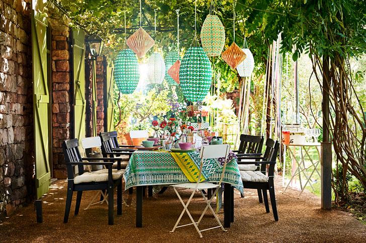 Солнечная IKEA: новые летние вдохновения