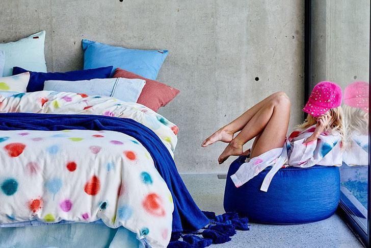 Постельное белье Kip & Co, на котором снятся самые красочные сны
