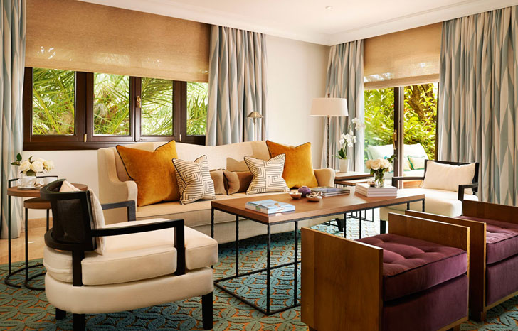 Marbella Club - легендарный отель в солнечной Марбелье