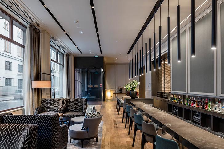 Изысканный BoHo Hotel в Праге