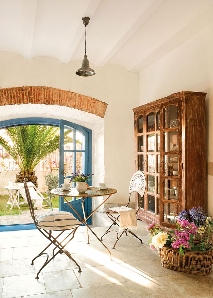 Дом в испанской глубинке, который очаровывает с первой фотографии   milyi dom v ispanskoi glubinke pufikhomes 1