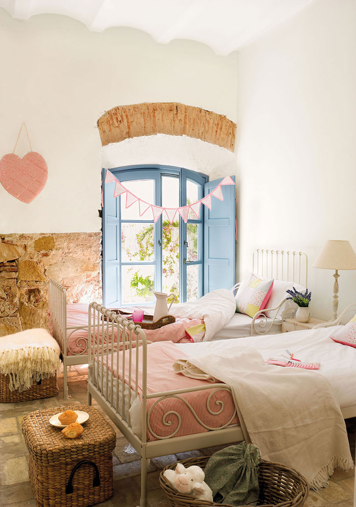 Дом в испанской глубинке, который очаровывает с первой фотографии   milyi dom v ispanskoi glubinke pufikhomes 12