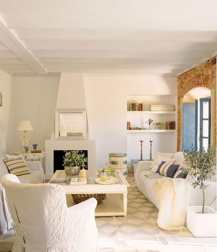 Дом в испанской глубинке, который очаровывает с первой фотографии   milyi dom v ispanskoi glubinke pufikhomes 3