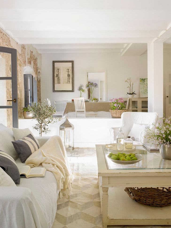 Дом в испанской глубинке, который очаровывает с первой фотографии   milyi dom v ispanskoi glubinke pufikhomes 4