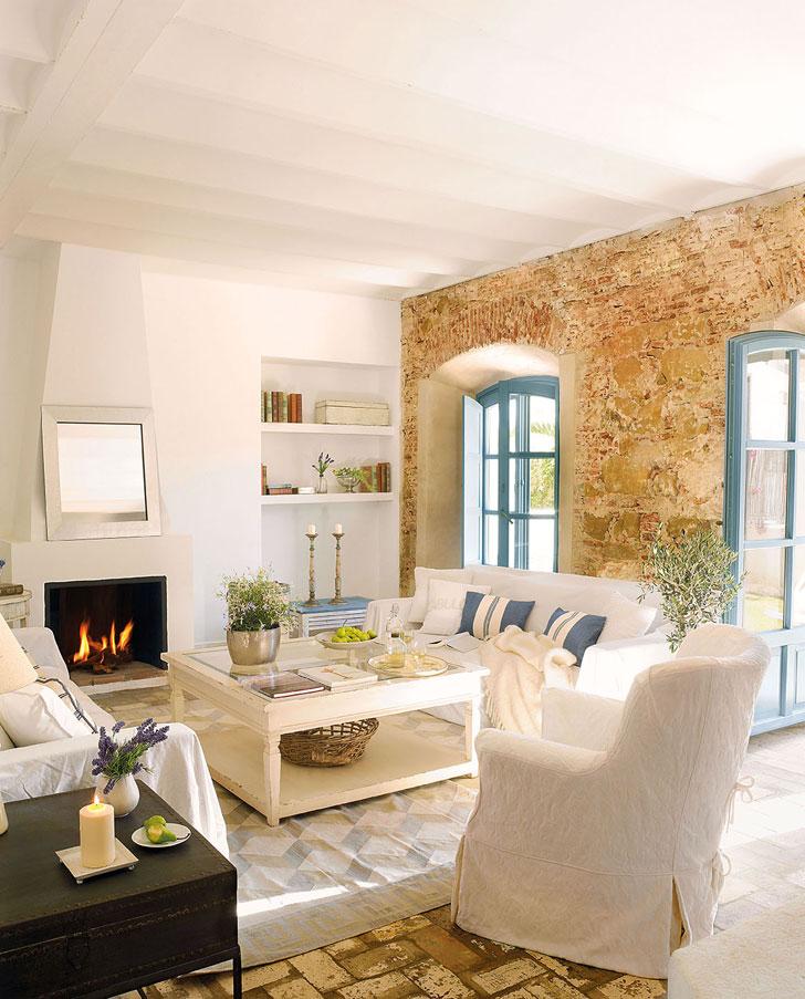 Дом в испанской глубинке, который очаровывает с первой фотографии   milyi dom v ispanskoi glubinke pufikhomes 5