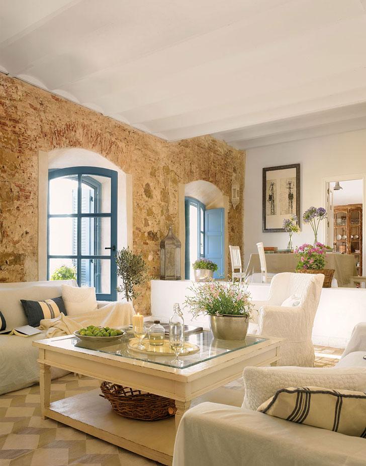 Дом в испанской глубинке, который очаровывает с первой фотографии   milyi dom v ispanskoi glubinke pufikhomes 6