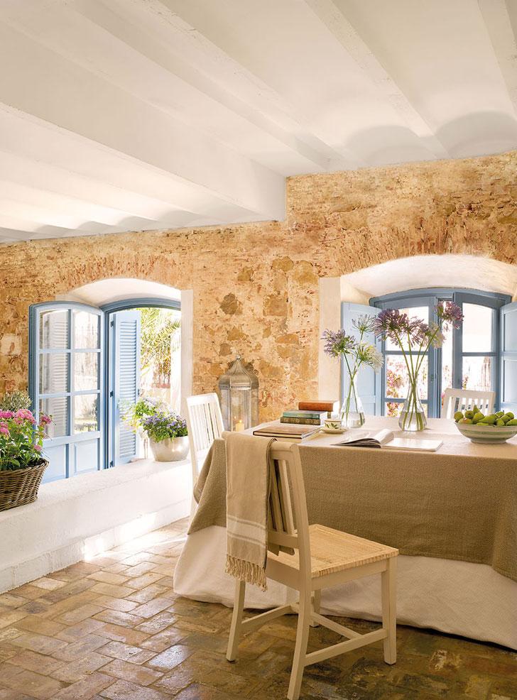 Дом в испанской глубинке, который очаровывает с первой фотографии   milyi dom v ispanskoi glubinke pufikhomes 7