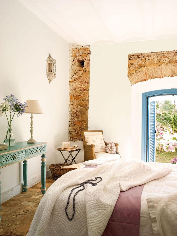 Дом в испанской глубинке, который очаровывает с первой фотографии   milyi dom v ispanskoi glubinke pufikhomes 9