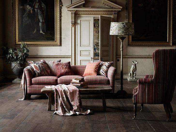 Mulberry Home: текстиль для изысканных английских интерьеров