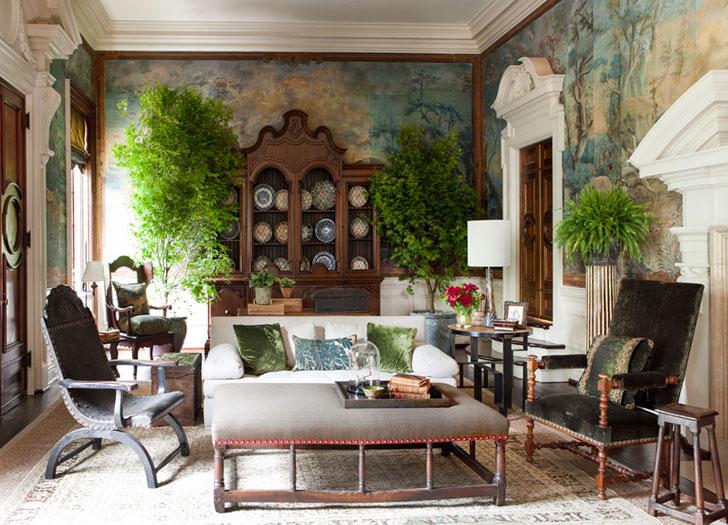 Дизайн неподвластный времени: работы студии Westbrook Interiors