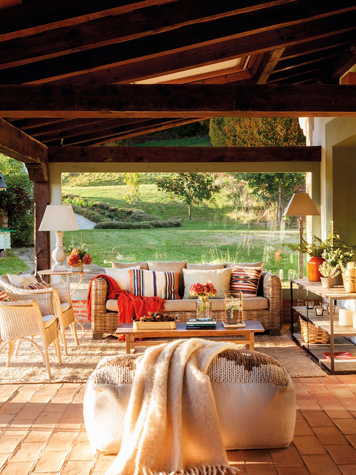 Cozy Country Home In Spain 〛 Photos Ideas Design