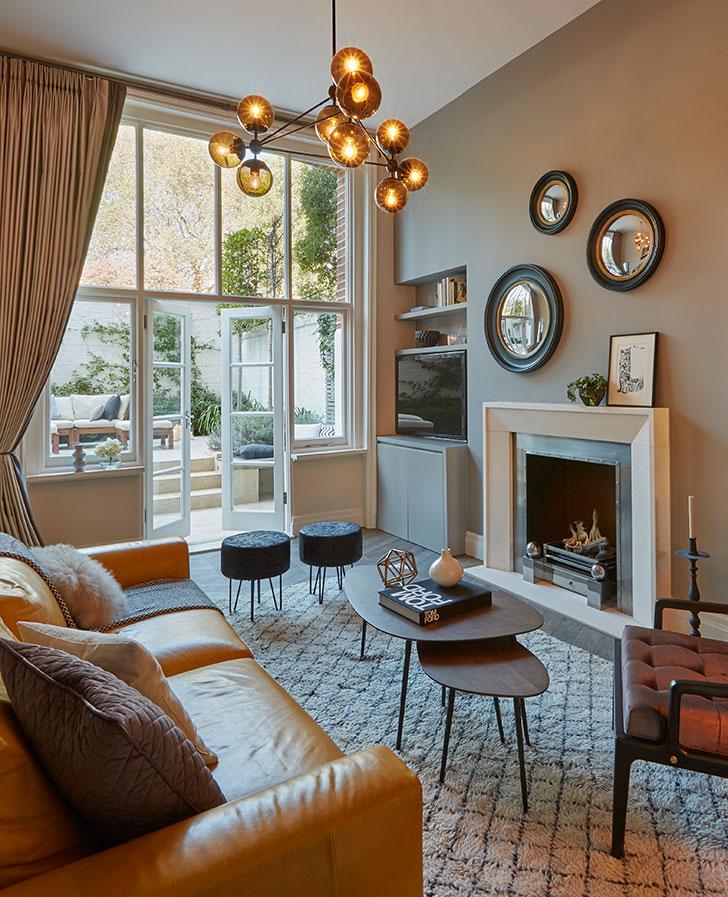 London Apartments: Modern Garden Apartment In London 〛 Photos Ideas Design