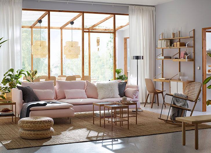 новый каталог Ikea на 2018 год красочный и яркий фото идеи