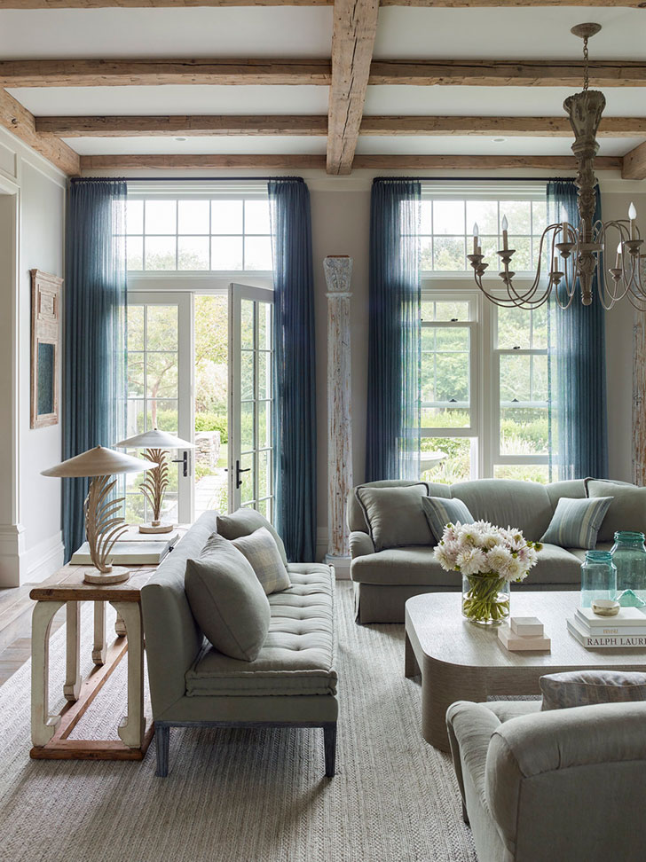 Beautiful family home with European-style interiors in ...