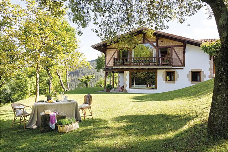 Отпуск круглый год: замечательный загородный дом в Испании