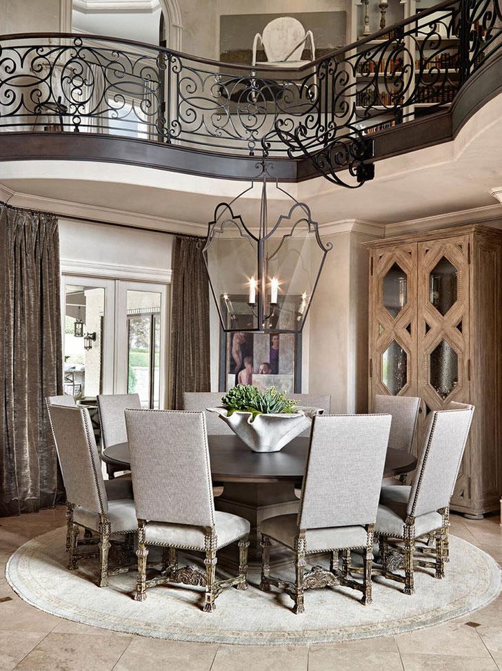 Elegant vintage by bureau interior design pufik for Interior design nashville
