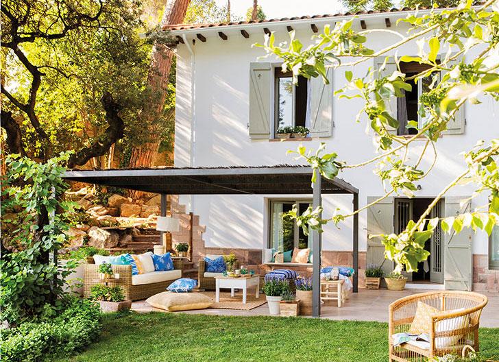 Прелестный сельский домик в Испании