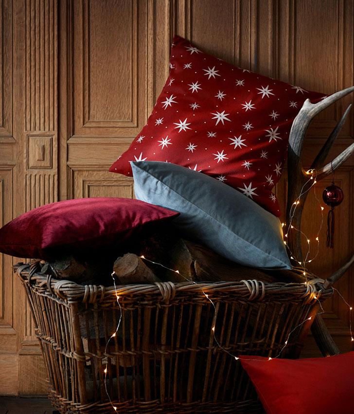 Праздники уже близко! Рождественская коллекция HM Home