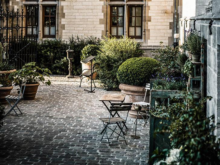 Взгляд в прошлое: отель в бывшем здании почты в Генте