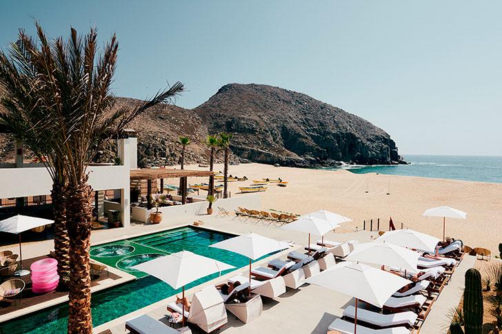 Океан и релакс: отель San Cristobal в Мексике