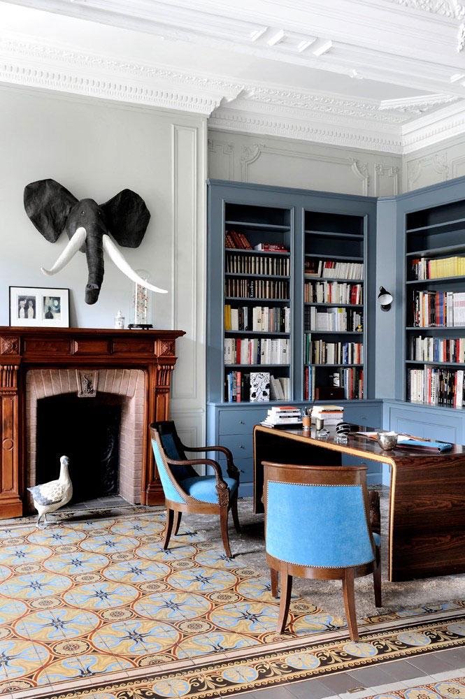 Историческая резиденция в Париже получила новое дыхание