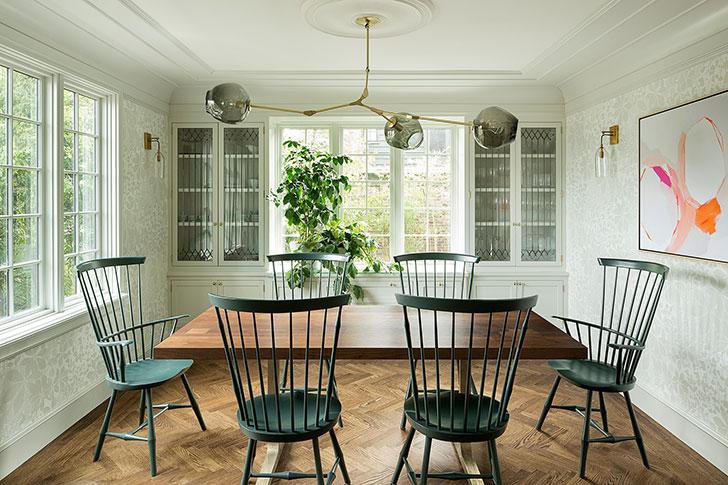 Возраст не помеха: современные интерьеры в старом доме