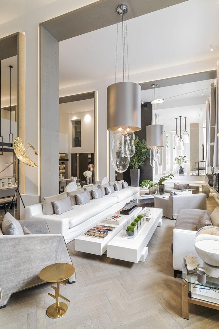 ... Designer Home Kelly Hoppen U0027s Residence In London Pufik ...