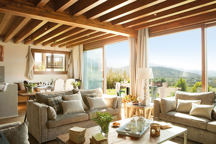 Уютнейший дом в горах Испании   cozy mountain home in spain pufikhomes 1