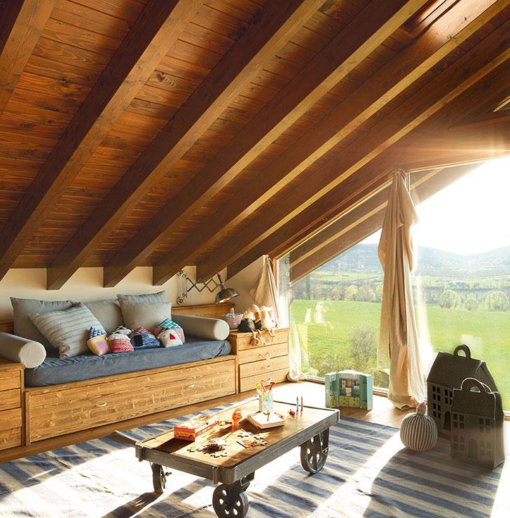 Уютнейший дом в горах Испании   cozy mountain home in spain pufikhomes 13